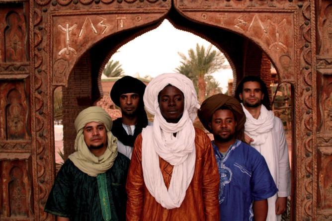 Музыканты из Марокко сыграют на фестивале Усадьба Jazz сахара-блюз
