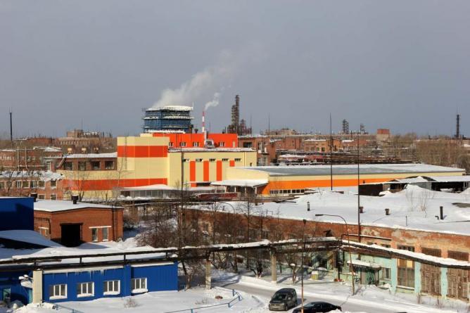 В Химическом парке «Тагил» открыты два новых производства