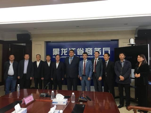 Средний Урал и Китай создают совместную компанию по развитию экспорта