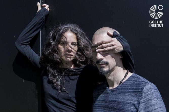 Фото: Klaus Handner, предоставлено организаторами. На фото: Маура Моралес и Мичио Войргардт.