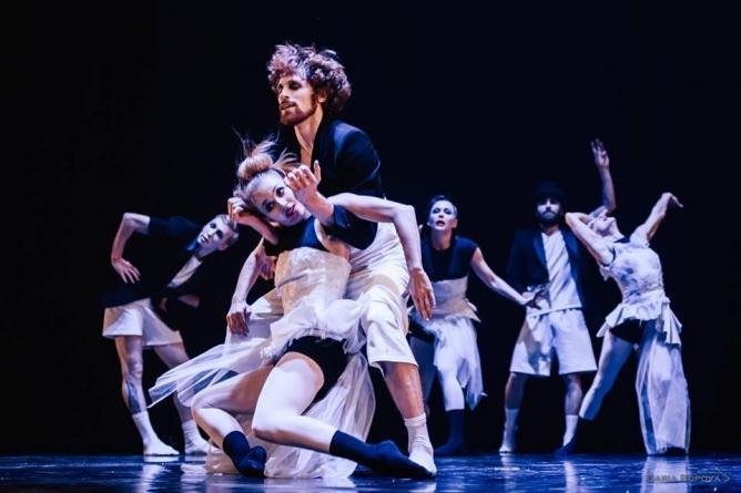 Стажеры школы-лаборатории танца [Танцкрипция] дадут в Екатеринбурге отчетный концерт