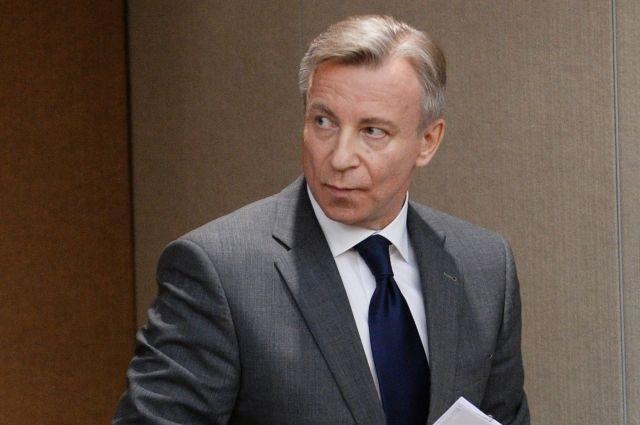 Павел Королев, заместитель председателя Совета министров Республики Крым