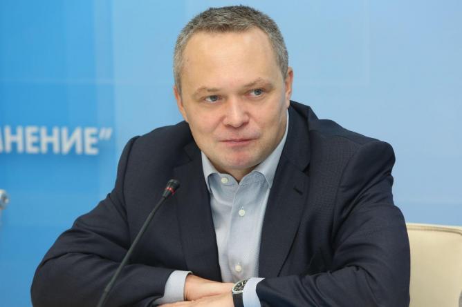 Константин Костин, ФоРГО