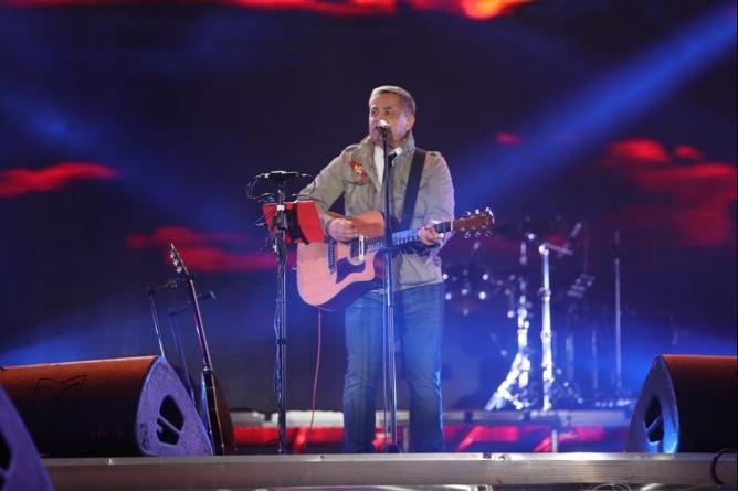 Празднование Дня Победы в Екатеринбурге завершилось выступлением группы «Любэ»