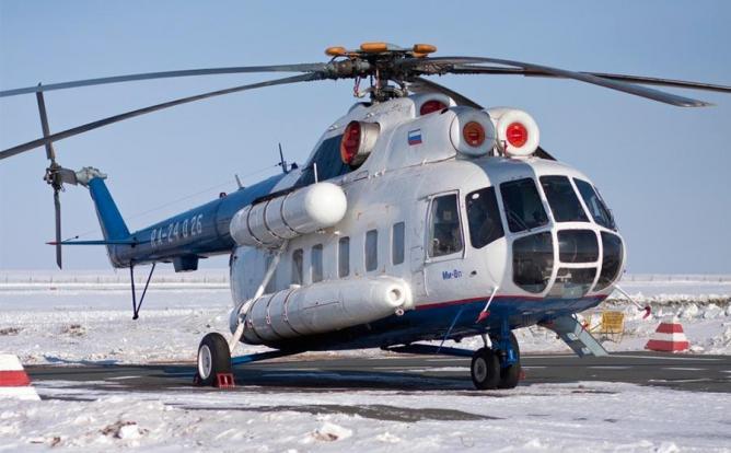 кто летел на вертолете разбившемся в хмао