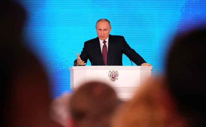 Послание Путина: «Бряцание оружием» или приглашение к диалогу?