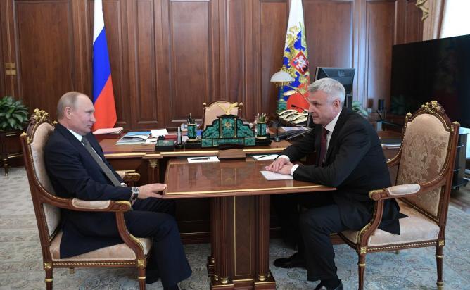 Сергей Носов назначен врио губернатора: «Еду в Магадан!»
