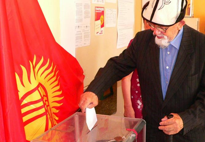 Избирательная кампания в Кыргызстане – всё только начинается